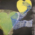 print of hearts