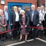 Baroness Bulter Sloss opens Atkinson wing