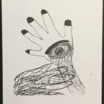 snakey eyes