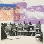 Milton Keynes coloured drawing