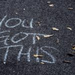 You got this written on the road